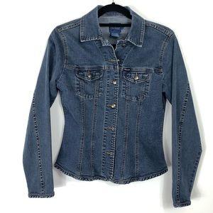 Faconnable Denim Jacket XS
